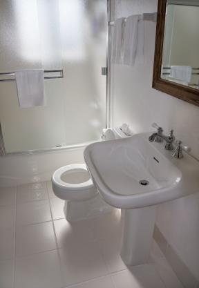Small bathroom renovation lovetoknow for Bathroom remodel reno nv