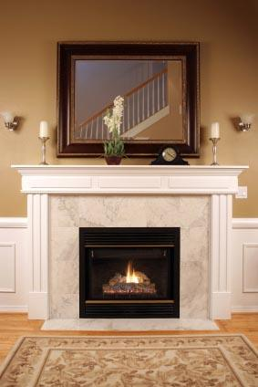 Includes: about the ventless gas fireplace