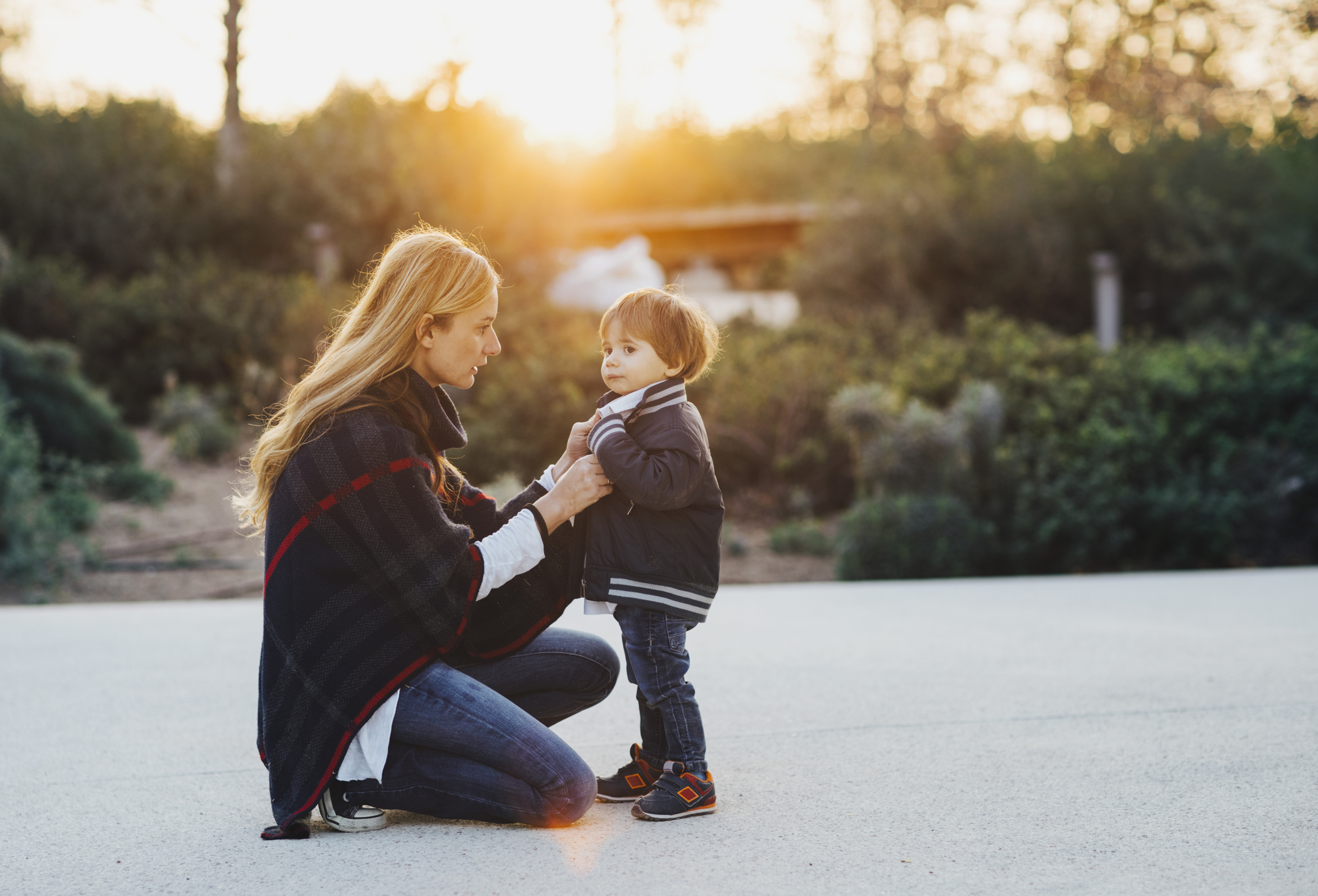 The Scorpio Mother's Parenting Style | LoveToKnow