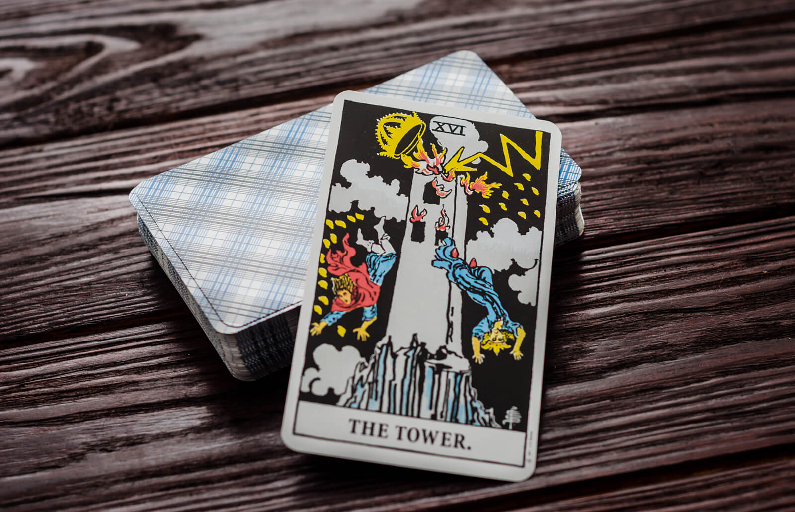 Meaning of the Tower Card in Tarot | LoveToKnow