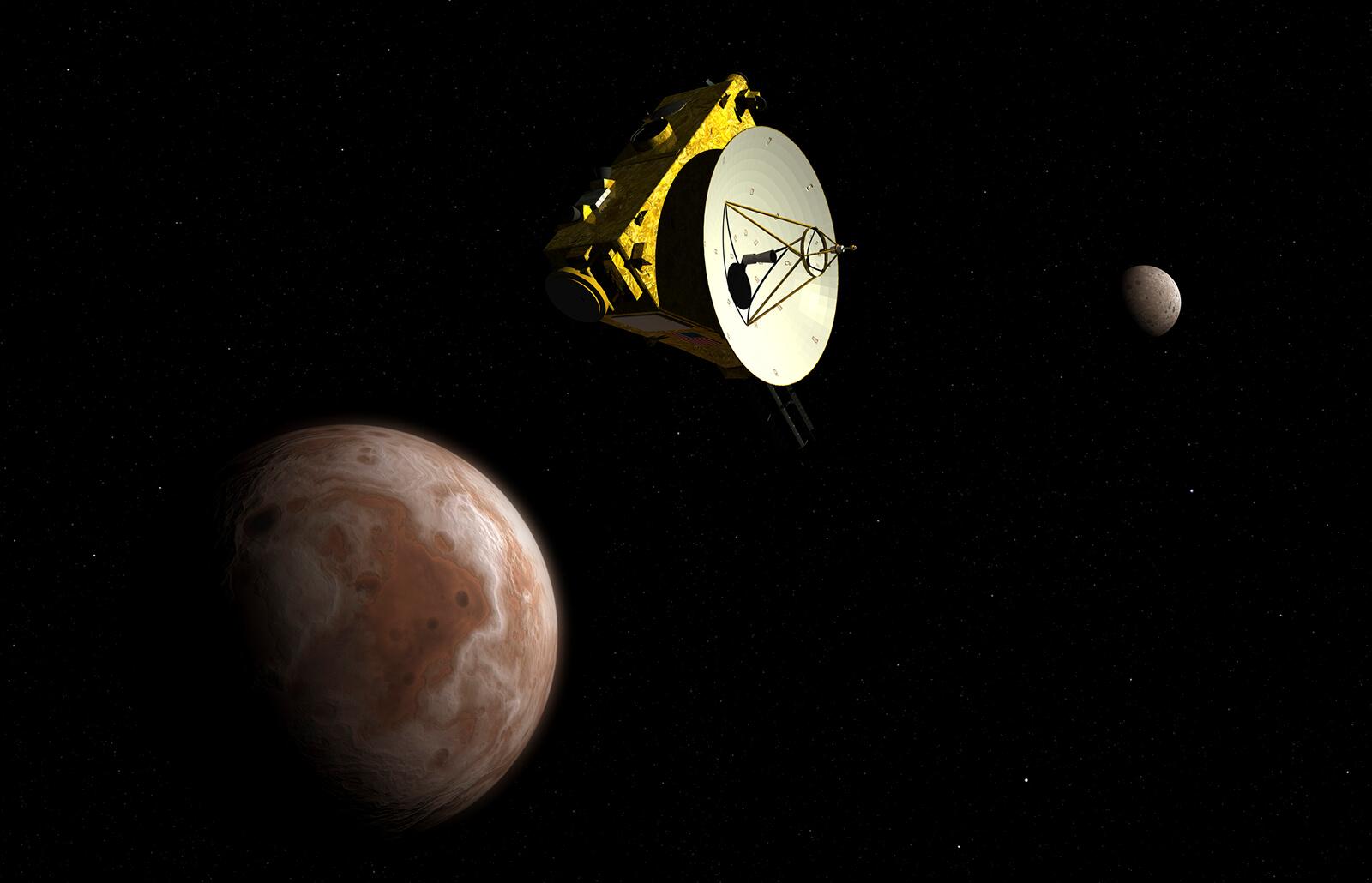 12222 Pluto Retrograde