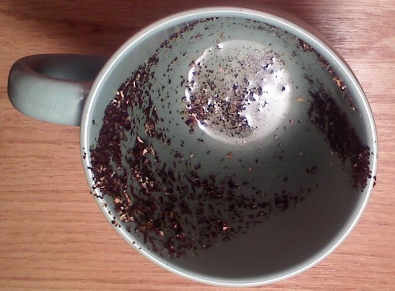 Free Tea Leaf Reading Instructions