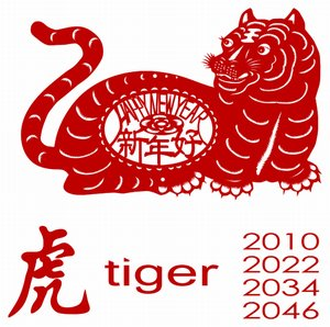 Chinese Year of the Tiger   LoveToKnow
