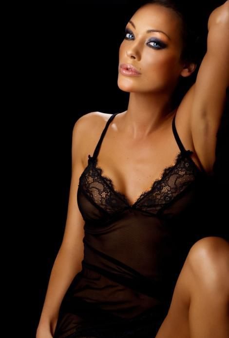 Young Sofia Vergara Nude