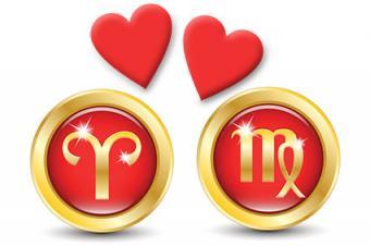 Aries Virgo Love