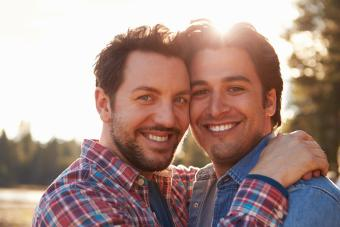 Gay Libra Man and Gay Sagittarius Man