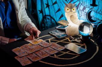 Tarot Spread Illustrations