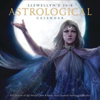 Llewellyn's 2018 Astrological Calendar