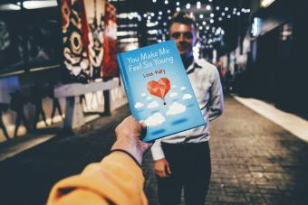 Giving a LoveBook