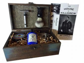 Vintage Shaving Kit