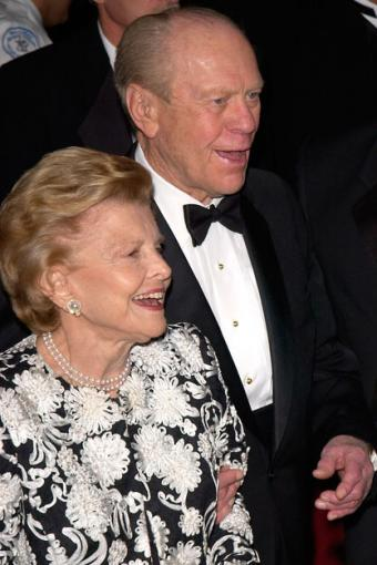 Gerald R. Ford and Betty Ford