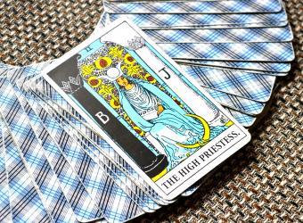 High Priestess Tarot Card Meaning
