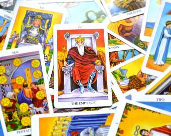 Emperor Tarot Card Meaning