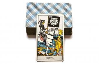 Death Card in Tarot