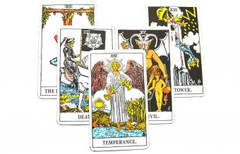 What Is the Meaning of the Temperance Tarot Card?