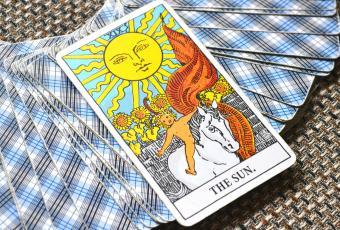 The Sun Tarot Card Meaning
