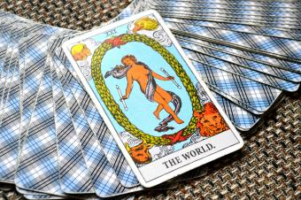 What Does The World Card Mean in Tarot?