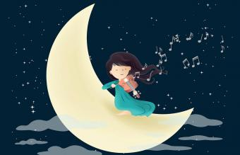 Progressed Moon in Astrology