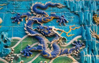 Blue Dragon in Chinese Astrology