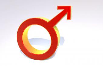 Symbol for Mars