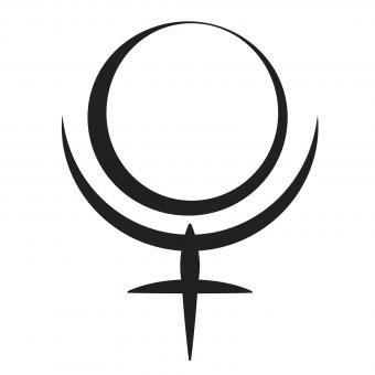 Planet Symbol Pluto