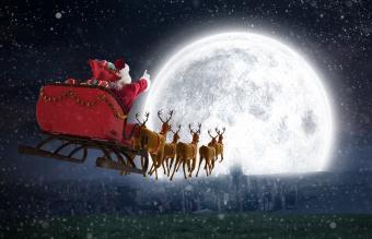 Santa's Birth Chart Reveals He's a Capricorn