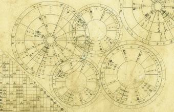 Natal Chart Symbols and What They Mean