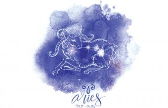 Astrology sign Aries