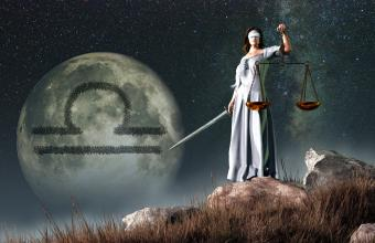 Libra is the seventh astrological sign of the Zodiac. Its symbol is the scales.