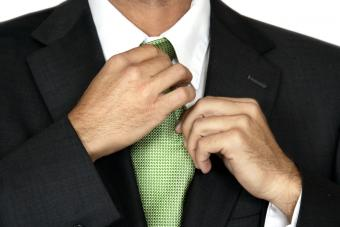 Tying a Tie 2 - Business