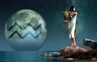 Moon in Aquarius Signs Are Thoughtful and Nurturing