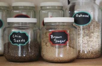pantry jars