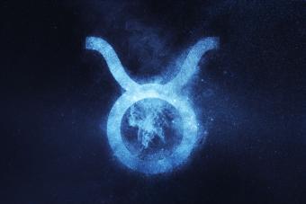 Taurus symbol illustration
