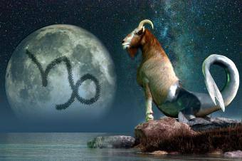 Moon in Capricorn Signs Are Determined and Resourceful