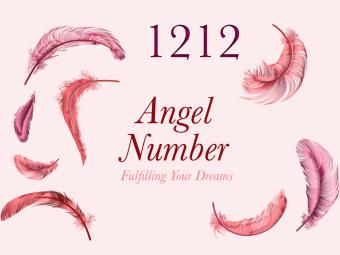 Angel Number 1212 and Fulfilling Your Dreams