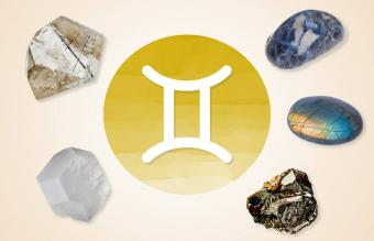 Crystals for Gemini: Balance and Power