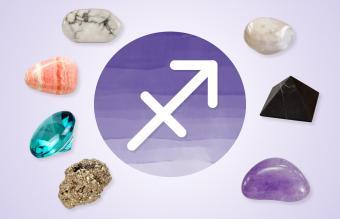 Sagittarius Crystals for Energy and Balance