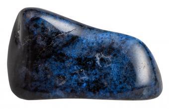 Dumortierite mineral gem stone