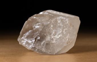 Smoky quartz mineral