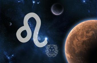 Mars in Leo