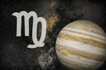 Jupiter in Virgo
