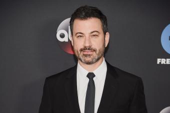 TV Personality Jimmy Kimmel