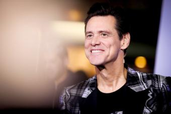 """Jim Carrey attends the LA special screening of Paramount's """"Sonic The Hedgehog"""""""