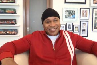"""LL COOL J speaks at the featured session """"A Conversation with Icons Queen Latifah and LL COOL J"""""""