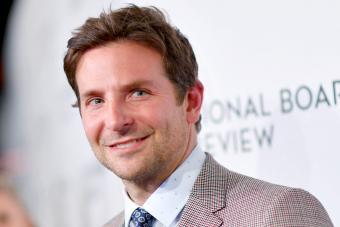 Actor/director Bradley Cooper