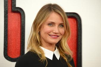Cameron Diaz attends a photocall for Annie at Corinthia Hotel London - Getty Editorial Use