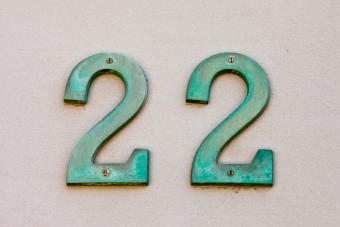 Master Number 22 - Building