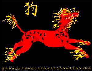 Chinese astrology and the characteristics they impart.