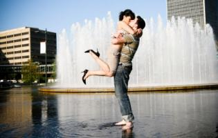 Romance, here and now!