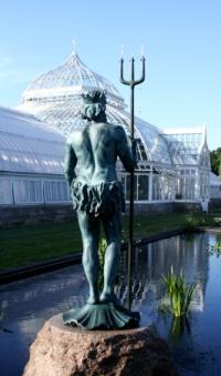 God of water, Neptune.